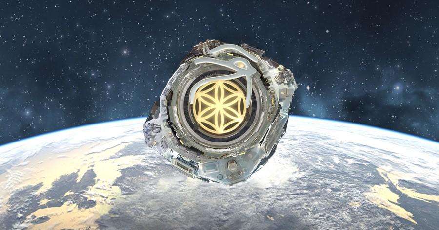 """ASGARDIA, la nación independiente espacial, pone su """"primera piedra"""" en el espacio 2"""