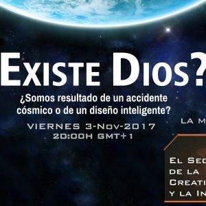 4×05 ¿EXISTE DIOS? ¿Somos resultado de un accidente cósmico o de un diseño inteligente? –El Secreto de la Creatividad