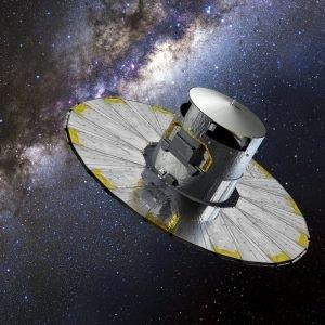 La sonda espacial Gaia encuentra un cúmulo de estrellas previamente oculto
