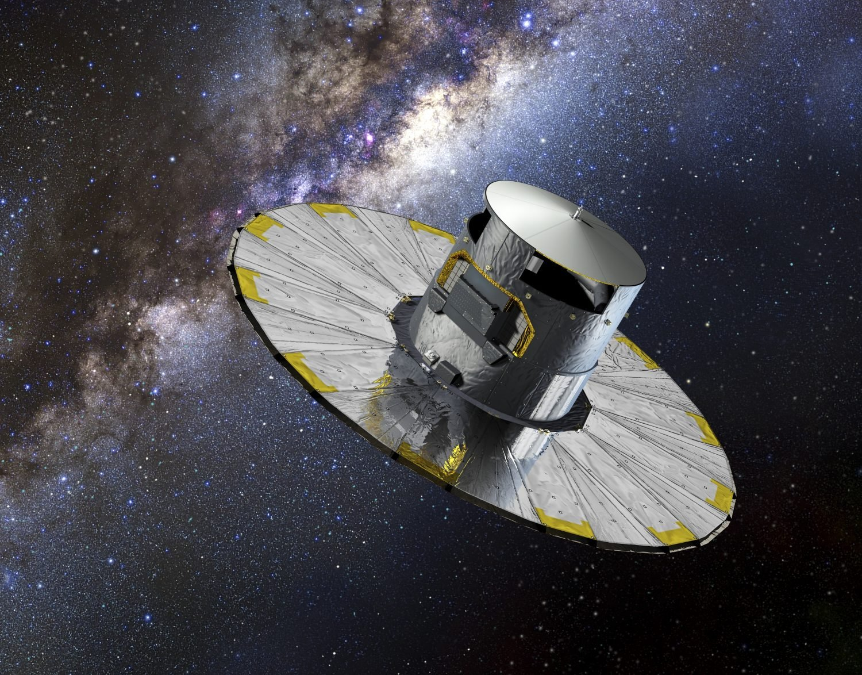 Sonda Gaia: Créditos ESA