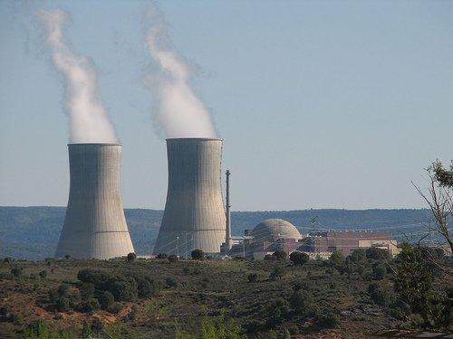 Central de fisión de Trillo. Central nuclear tradicional