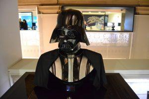 Inaugurada la exposición oficial de Star Wars en el edificio Telefónica de la Gran Vía en Madrid 5