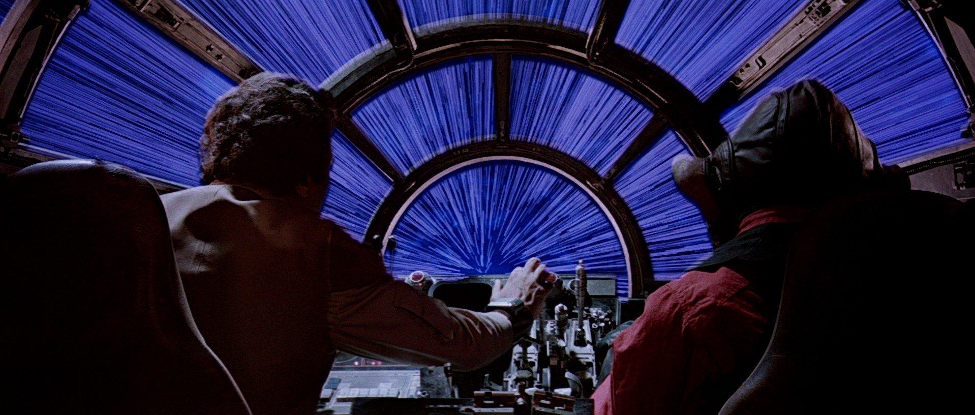Hyperspace Exit, Planeta Incógnito