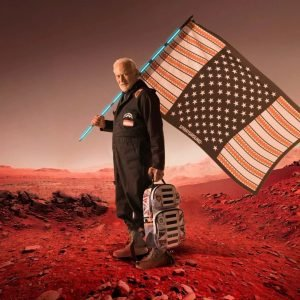 """Buzz Aldrin lanza la nueva línea de Moda """"Misión a Marte"""""""