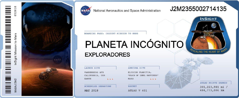 InSight, la nueva misión de la Nasa que se lanzará en Mayo de 2018 3