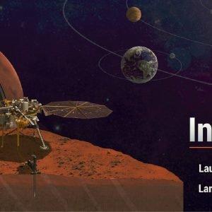InSight, la nueva misión de la Nasa que se lanzará en Mayo de 2018