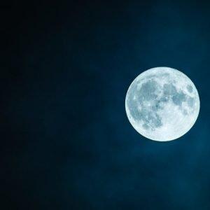 Súperluna para el domingo 3 de diciembre y dos más para Enero