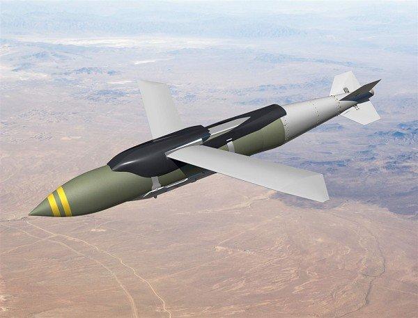 Posible aspecto del misil CHAMP