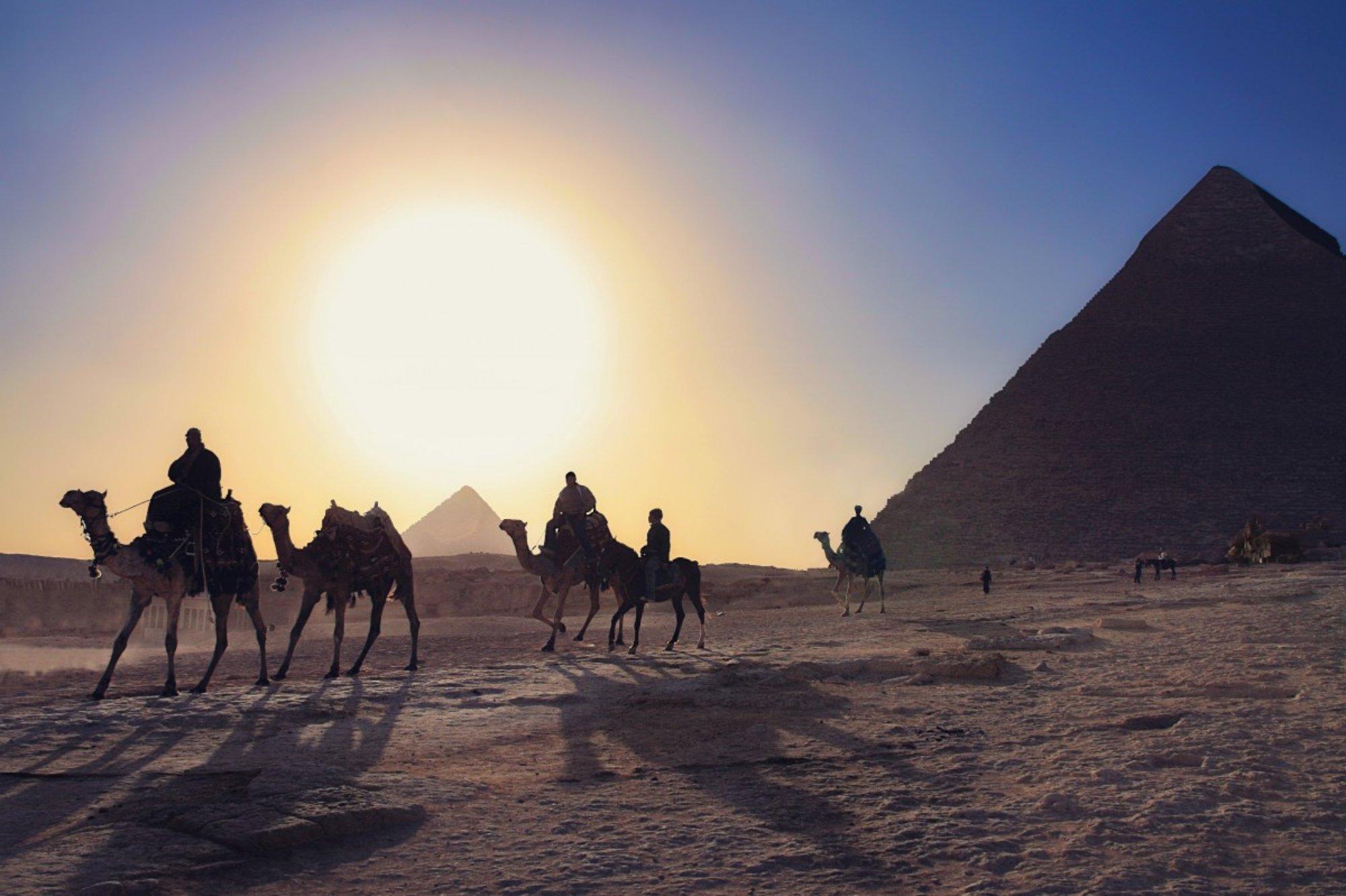 ¿Hay nuevas Cámaras en la Gran Pirámide?, ¿algún descubrimiento? Polémica en Egipto 3