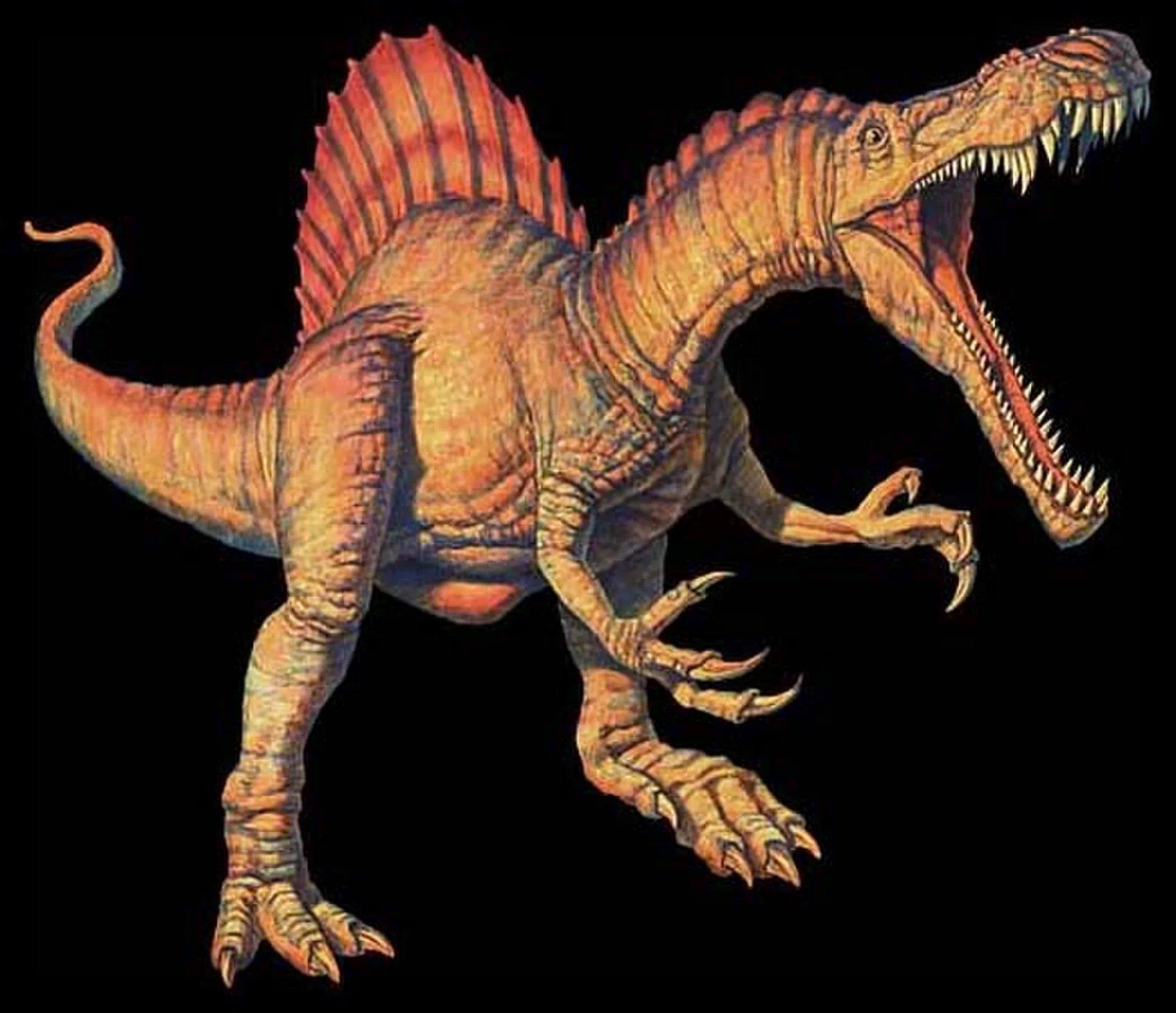 Spinosaurus, Planeta Incógnito