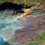 Las fotografías más impactantes de los devastadores incendios de California 2