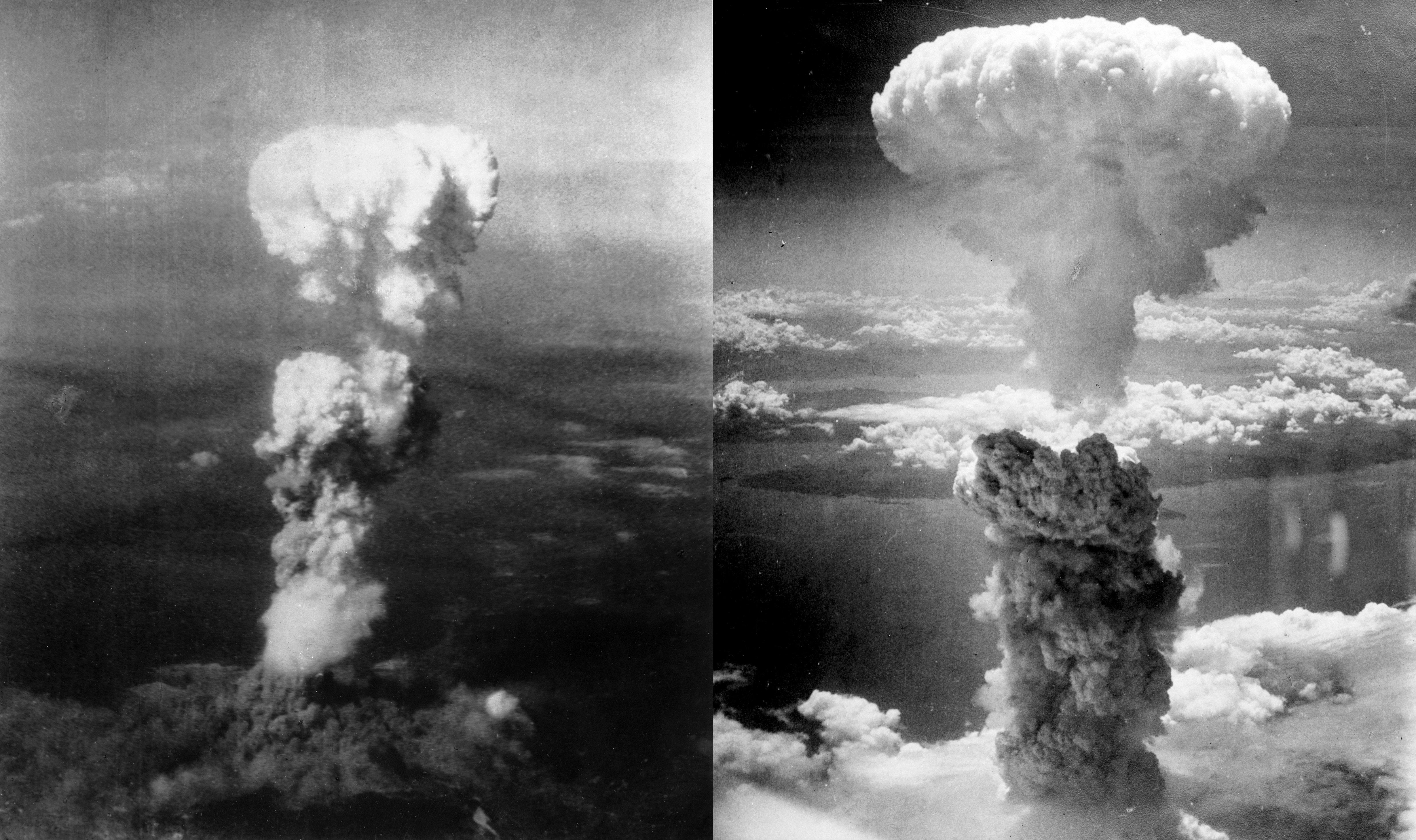 Atomic Bombing Of Japan 1, Planeta Incógnito