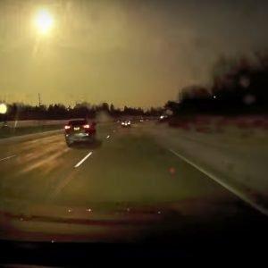 Un meteorito se estrella en Michigan (Estados Unidos) provocando un pequeño terremoto de intensidad 2.