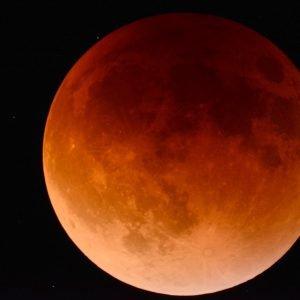 Eclipse de Súperluna AZUL de Sangre para este 31 de Enero