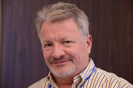 Bill Diamond, actual presidente y CEO del Instituto SETI.