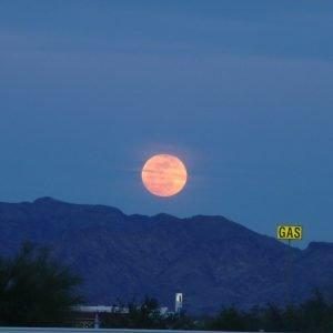El Eclipse Lunar en directo a través de Internet