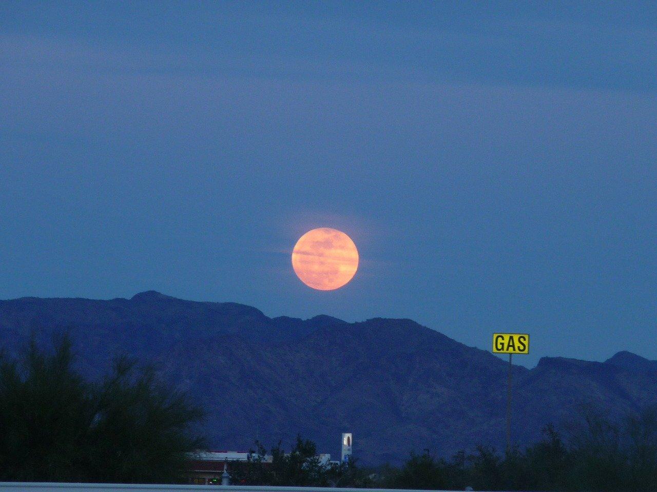 El Eclipse Lunar en directo a través de Internet 1