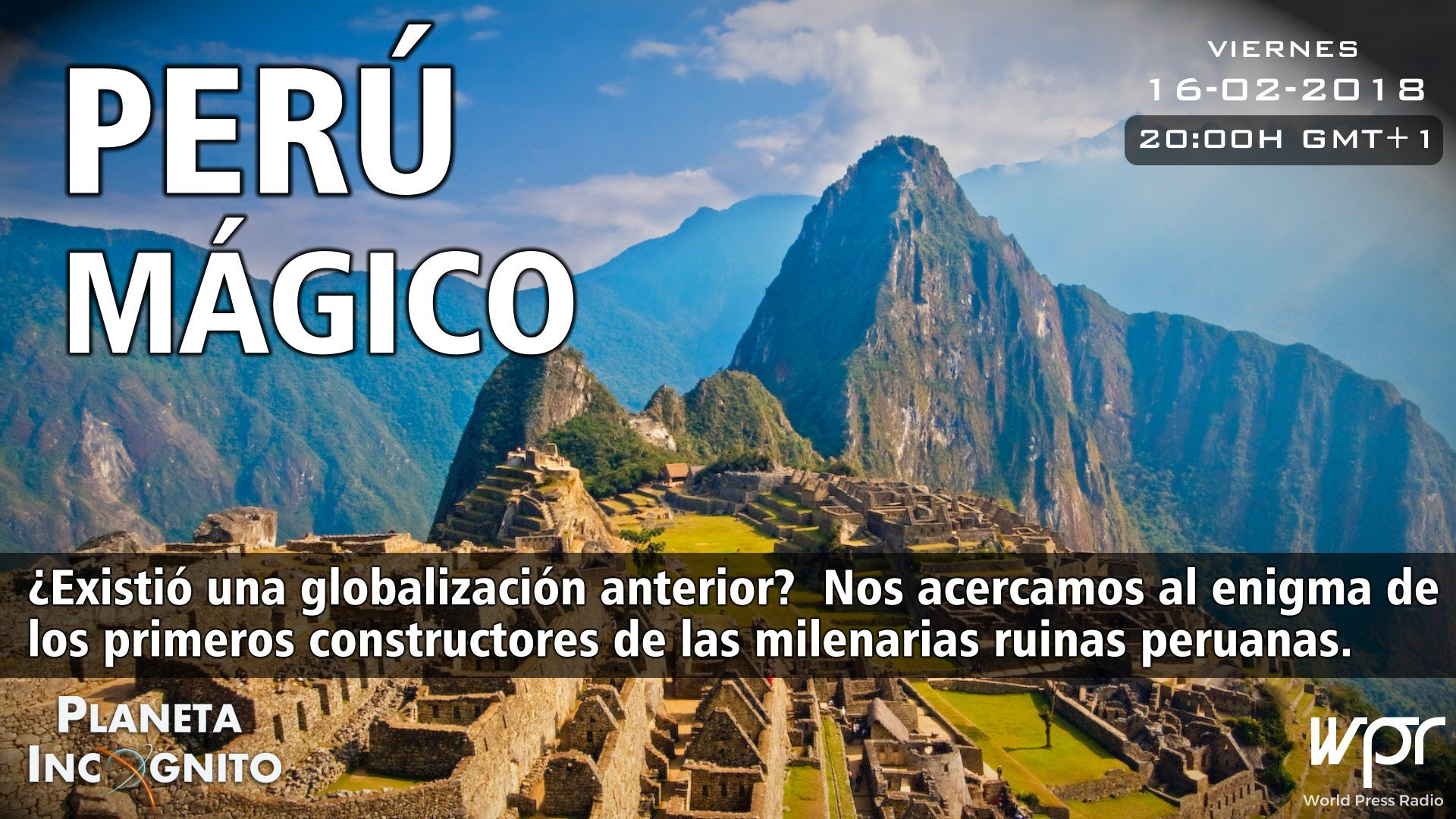Banner, Planeta Incógnito