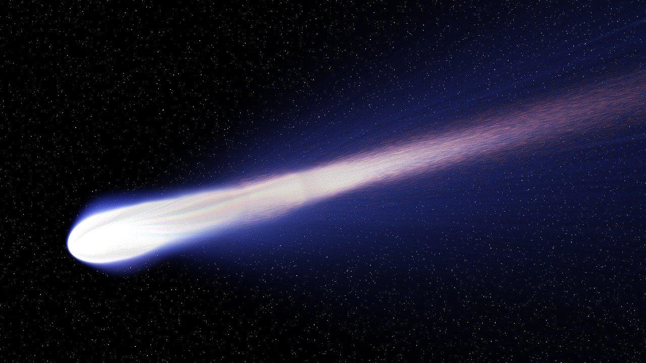 El cometa que incendió un 10% de la Tierra hace 12.800 años
