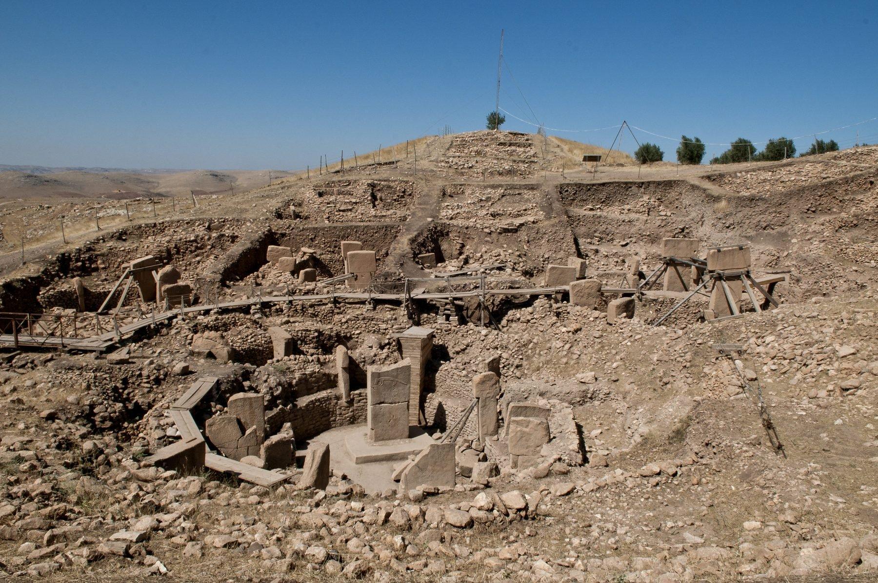 El Primer templo de la historia
