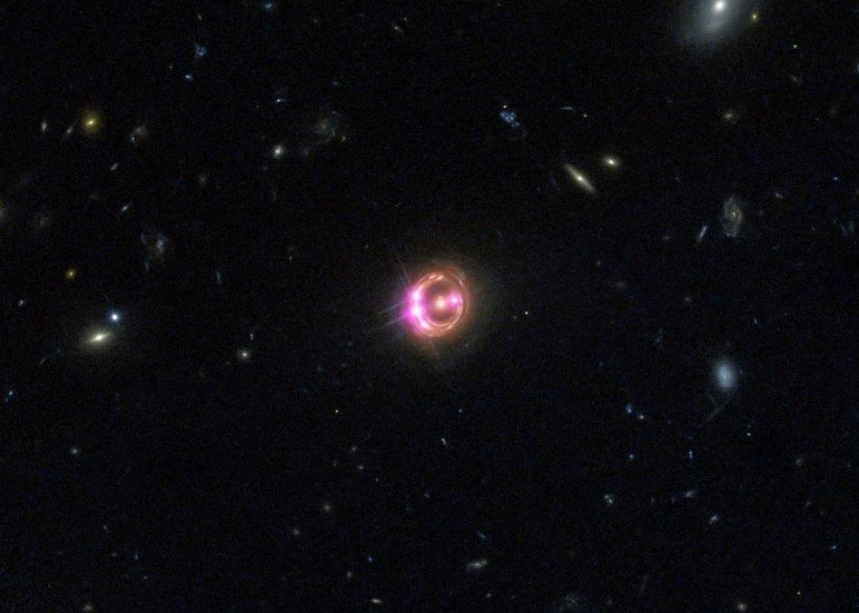 Se Detectan los primeros Exoplanetas fuera de nuestra galaxia gracias a lentes gravitacionales