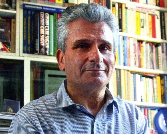 Roberto Pinotti, autor del libro