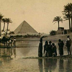 Cinco datos sorprendentes sobre las pirámides de Guiza