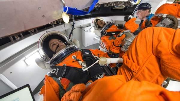 Nuevo trajes espaciales