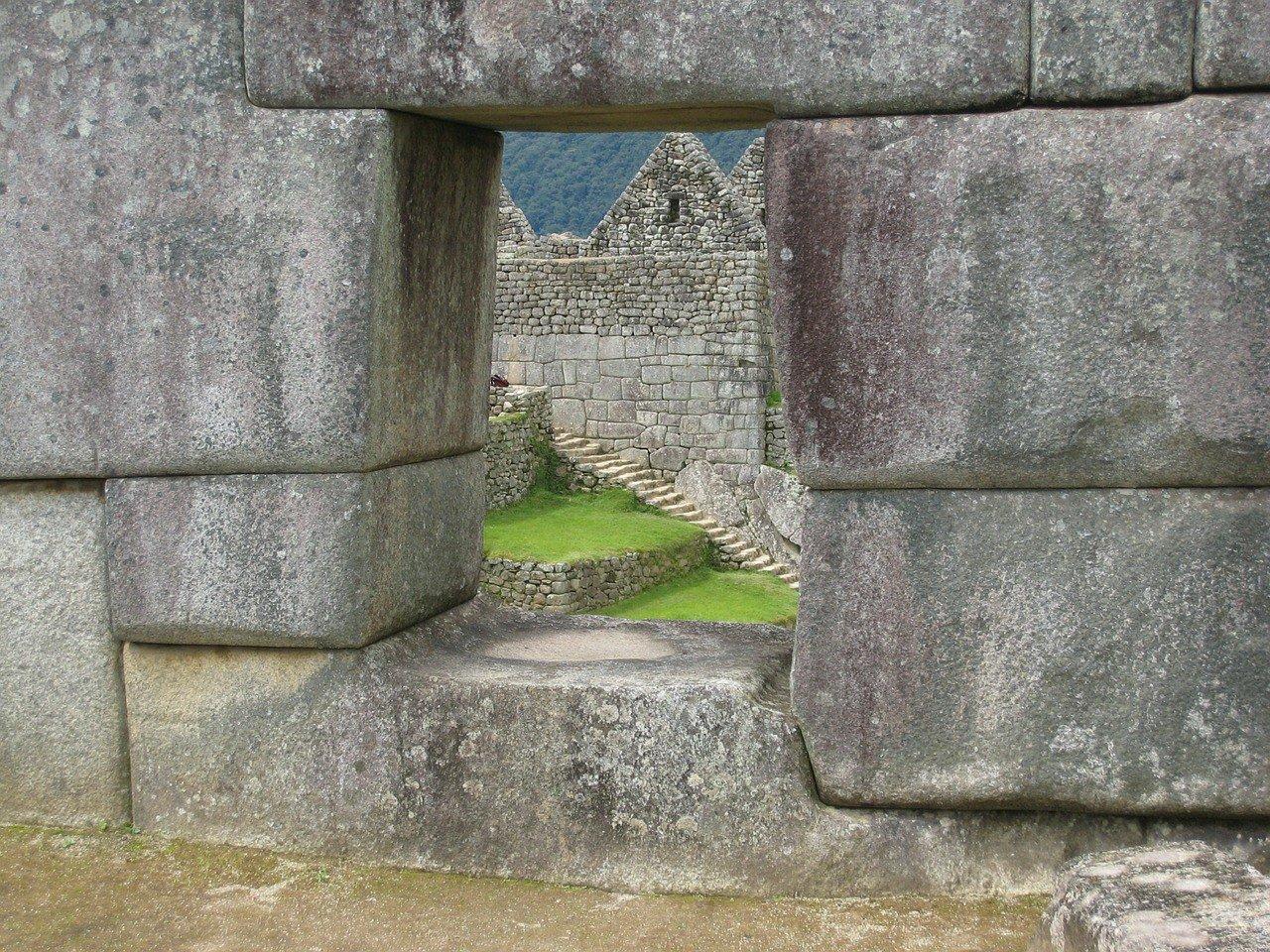 Vista de Machu Picchu 2