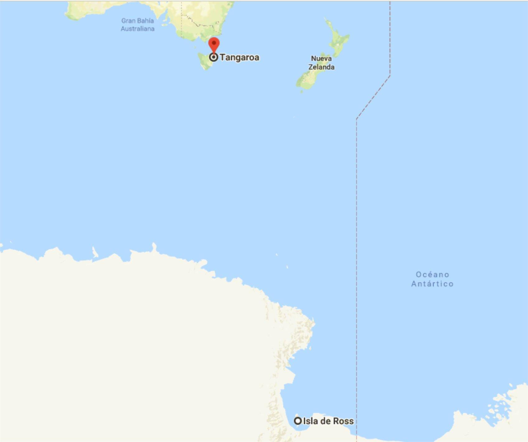 Tangaroa, Planeta Incógnito