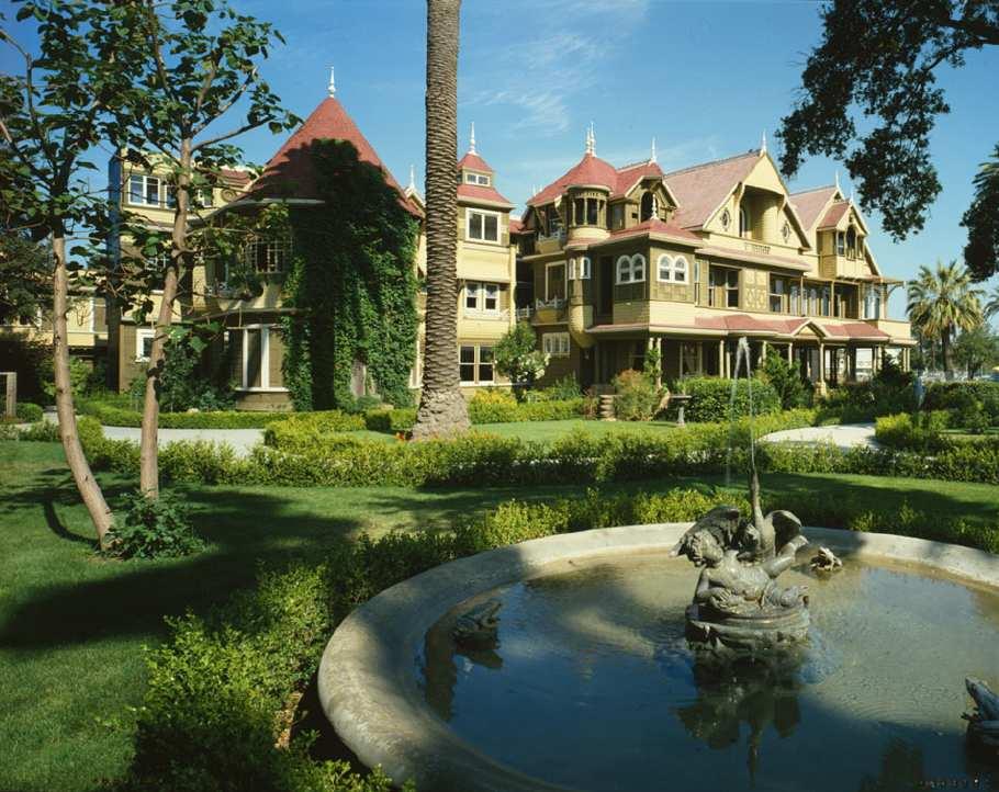 Winchester House 910px, Planeta Incógnito