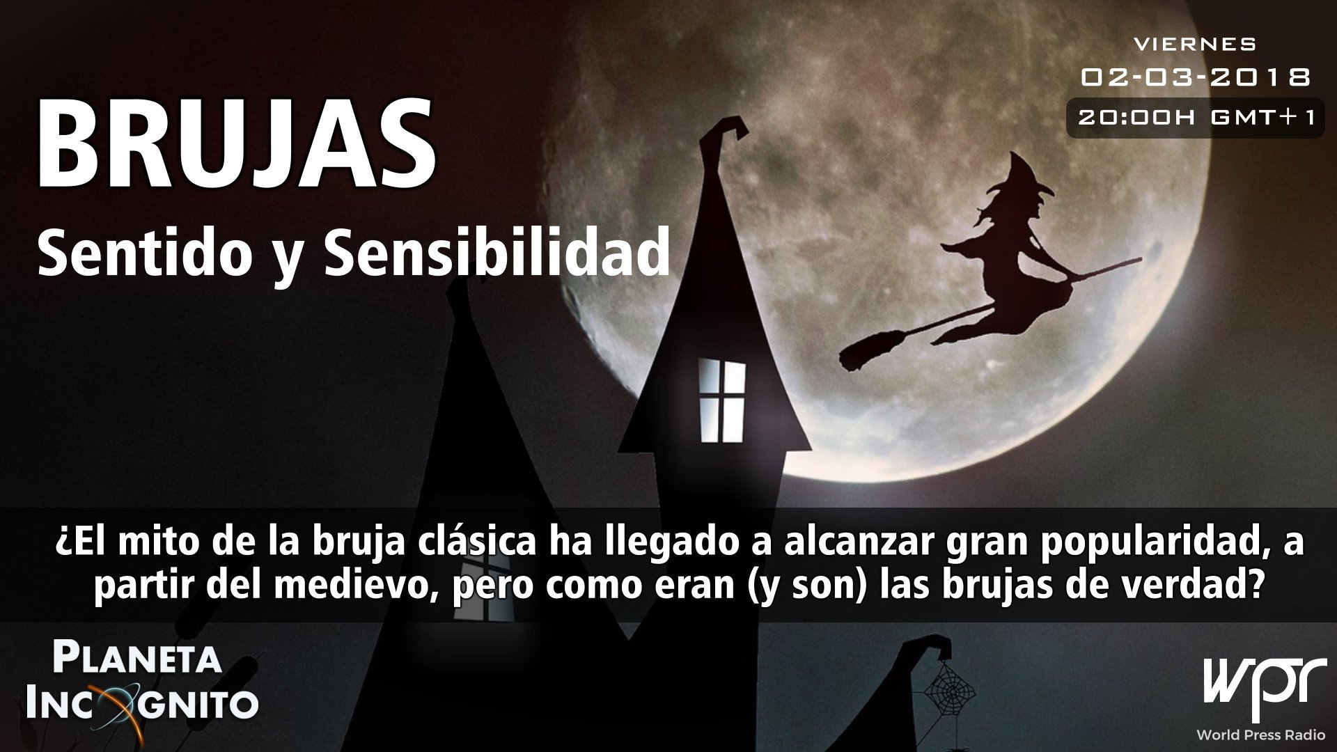 4X16 Brujas, Sentido y Sensibilidad