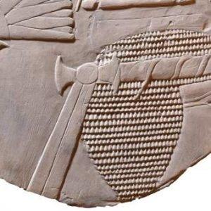 Descubren una cabeza de faraón durante una práctica estudiantil en Reino Unido