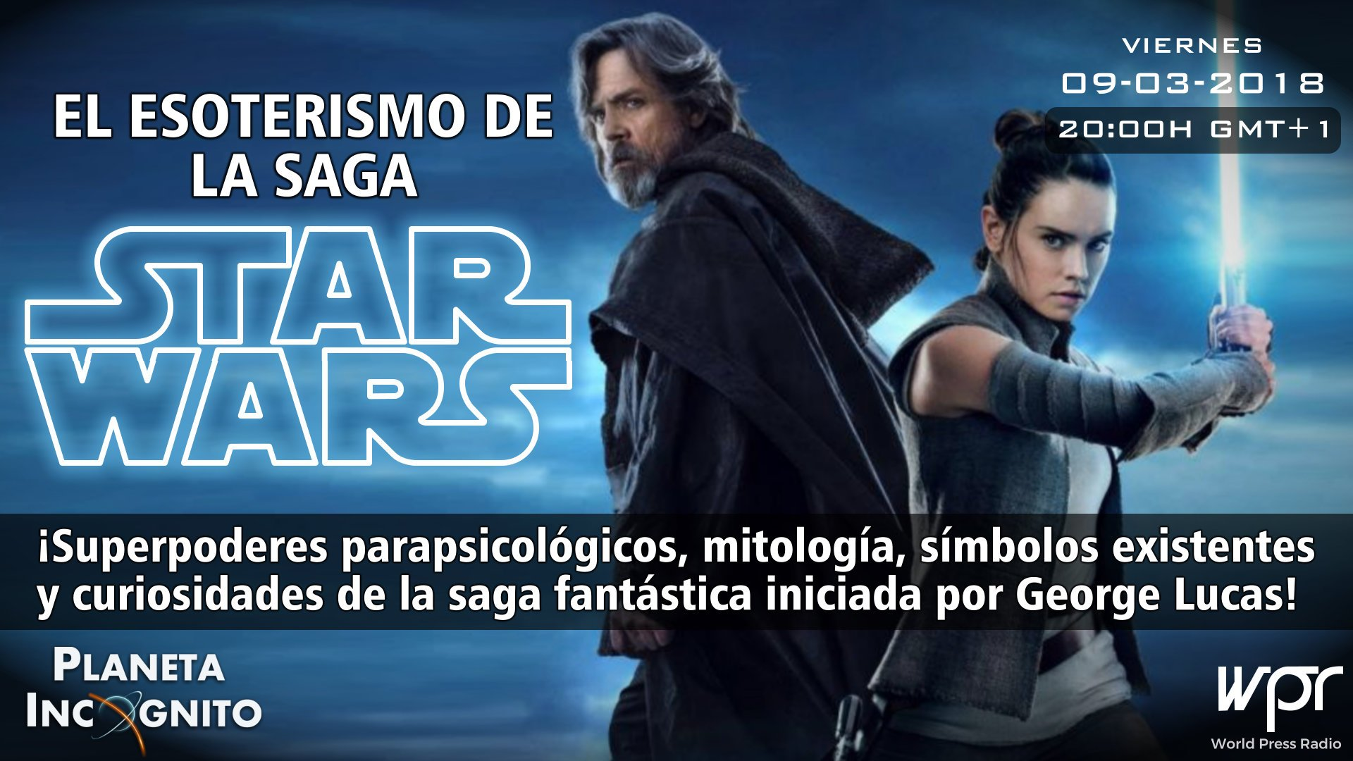 4X17 El esoterismo de la Saga Star Wars 1