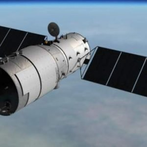 España coordina para la UE la caída en la Tierra de la estación espacial china Tiangong 1