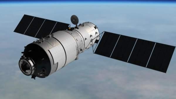 Espana Coordina Para La Ue La Caida En La Tierra De La Estacion Espacial China Tiangong 1, Planeta Incógnito