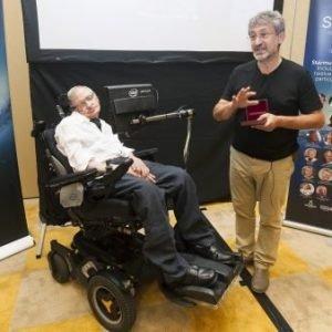 Las frases más célebres del astrofísico británico Stephen Hawking