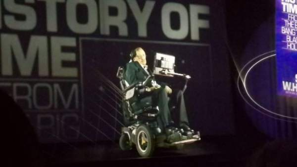 Hawking como holograma
