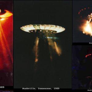 El fraude del Ovni de Nashville 1989