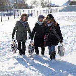 ¿Por qué está haciendo tanto frío en Europa y cómo ha surgido la 'bestia del este'?