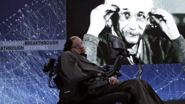 Stephen Hawking Y Einstein Similitudes Y Curiosidades De Dos Genios, Planeta Incógnito