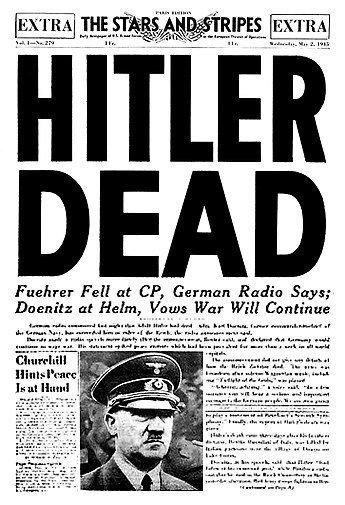 345px Stars  Stripes  Hitler Dead2, Planeta Incógnito