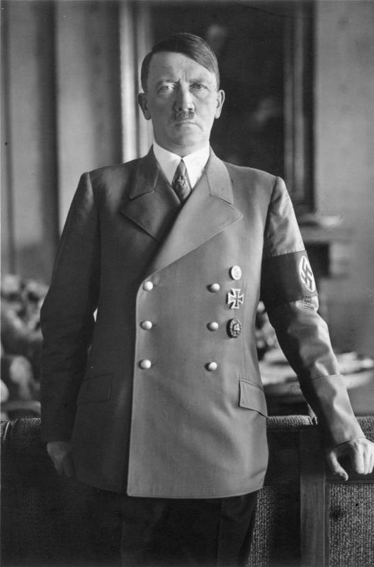 Bundesarchiv Bild 183 H1216 0500 002 Adolf Hitler, Planeta Incógnito