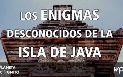 4×21 Los Enigmas Desconocidos de la Isla de Java