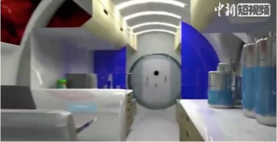 Así es la base habitable que China quiere construir en la Luna 1