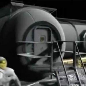 Así es la base habitable que China quiere construir en la Luna