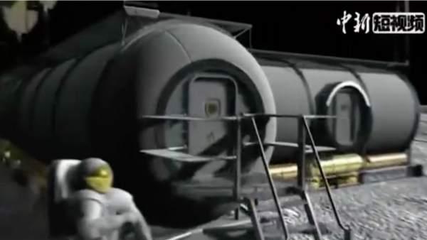 Asi Es La Base Habitable Que China Quiere Construir En La Luna, Planeta Incógnito