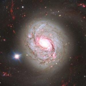 Descubren 4.000 galaxias tempranas en un nuevo mapa 3D del Universo
