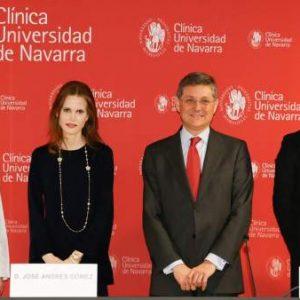 La Clínica Universidad de Navarra presenta en Madrid el programa 'Niños contra el cáncer'