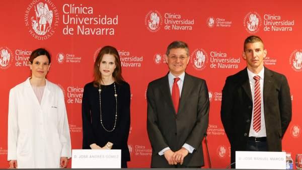 La Clinica Universidad De Navarra Presenta En Madrid El Programa Ninos Contra El Cancer, Planeta Incógnito